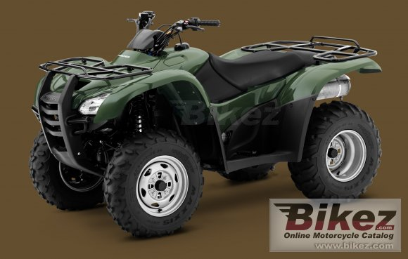 2010 Honda FourTrax Rancher